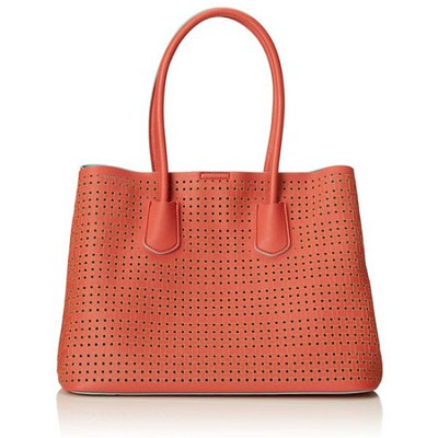 Sonora Shoulder Bag, Coral