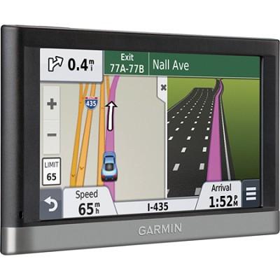 nuvi 2557LMT 5` GPS with Lifetime Maps, Traffic Refurb 1 Year Garmin Warranty
