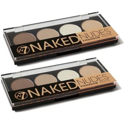 Golden Brown Eyeshadow Palette - 2 Pack