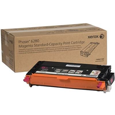 Magenta Standard Capacity Print Cartridge for Phaser 6280 - 106R01389