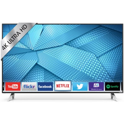 M49-C1 - 49-Inch 120Hz 4K Ultra HD M-Series LED Smart HDTV - OPEN BOX