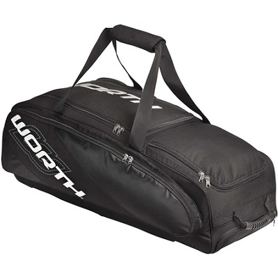 Coach/Catcher Travel Equipment Bag , Black