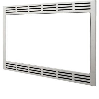 27` Stainless Steel Trim Kit for 2.2 Cubic Foot Microwaves - NNTK922SS