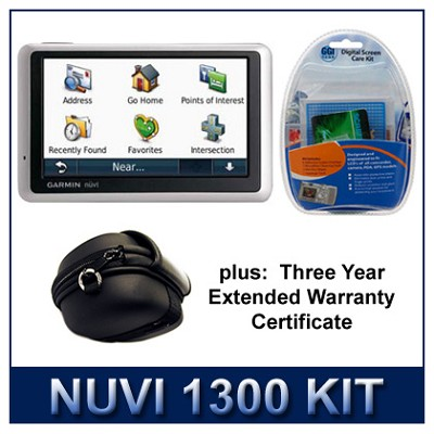 nuvi 1300 GPS Extended Protection Kit
