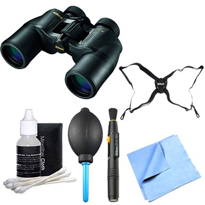 ACULON 8x42 Binoculars (A211) Explorer Bundle