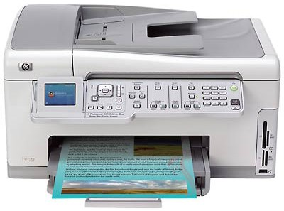 Photosmart C6180 All-in-one Printer, Fax, Copy, Scanner