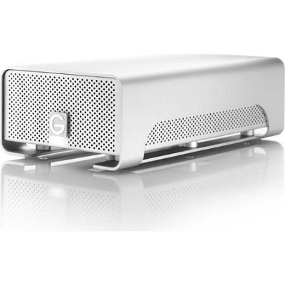 G-RAID USB 3.0 8TB High-Performance Dual-Drive Storage System Hard Drive