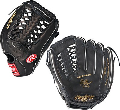 12 3/4 inch Heart of the Hide Outfield Glove