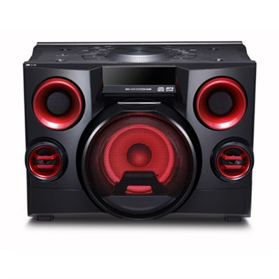 OJ45  120W LOUDR Hi-Fi Speaker System with Bluetooth Connectivity