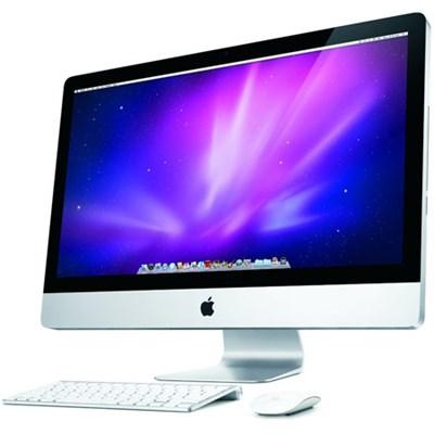 iMac MC510LL/A 27` 3.2GHz Intel Core i3 Desktop Computer (Certified Refurbished)