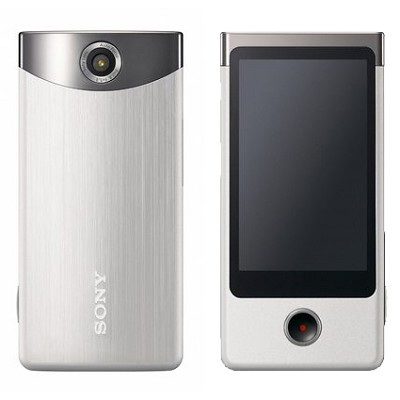 MHS-TS10/S Bloggie Touch 4GB Full HD 1080P Camcorder w/ 12.8MP Still Images