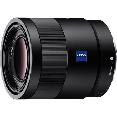 Sonnar T* FE 55mm F1.8 ZA Full Frame Camera E-Mount Lens