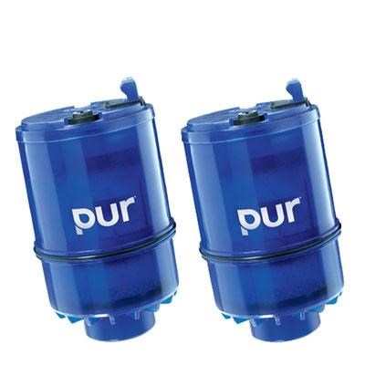 2-Pack PUR 3-Stage Faucet Water Filter Replacement - RF-9999-2