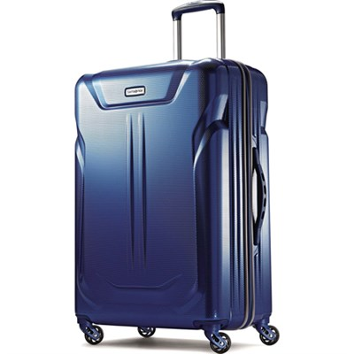 Liftwo Hardside 29` Spinner Luggage - Blue - OPEN BOX
