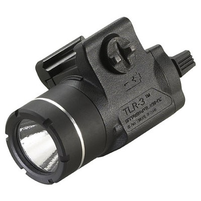TLR-3 Securely Fits a Broad Range of Weapons - 69220