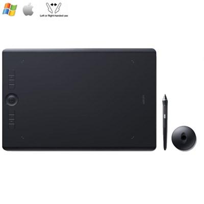 Intuos Pro Medium Creative Pen Tablet,Black PTH660 - Certified Refurbished