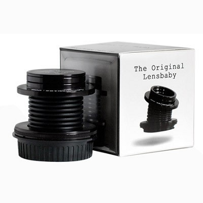 Original LensBaby for Maxxum/Sony Mount