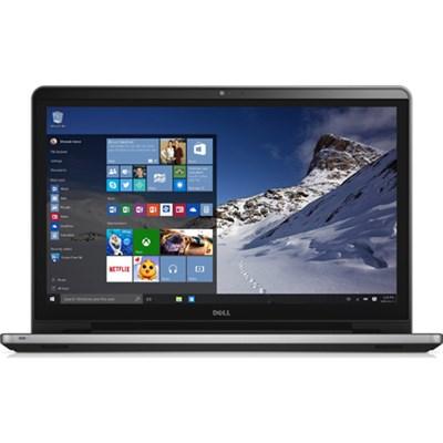 i5759-8835SLV Inspiron 17.3` Touchscreen Notebook Intel i7-6500U - OPEN BOX