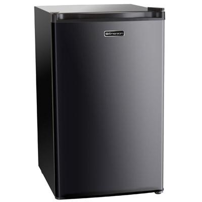 3.1 Cubic Feet Compact Refrigerator in Black - CR310B2