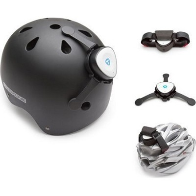 SHAKE Helmet Mounted Surround Sound Headbud