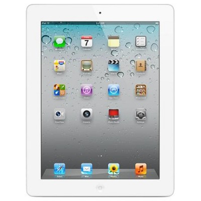 iPad 2 16GB WiFi White - 979LL/A (Apple Certified Opened Box)