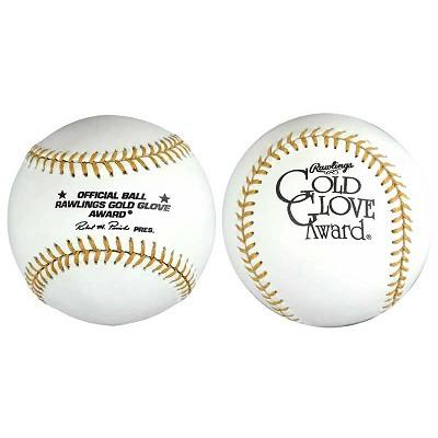 Official Gold Glove Award MLB Baseball