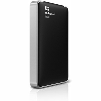 My Passport Studio 1 TB FireWire 800 External Hard Drive - OPEN BOX