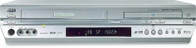 JVC HR-XVS44U Combination DVD/CD player - Super VHS VCR