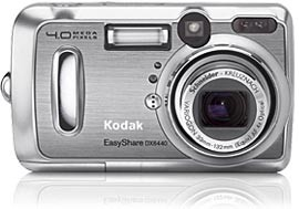 CLOSEOUT***Brand New EasyShare DX-6440 Digital Camera