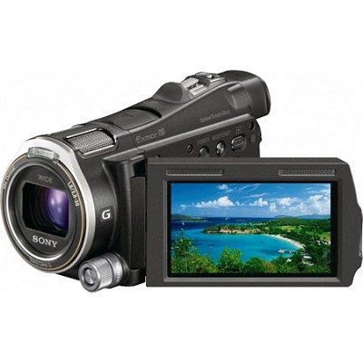 HDR-CX700V 96GB Flash Memory Handycam Full HD Camcorder w/ GPS & 12MP Stills