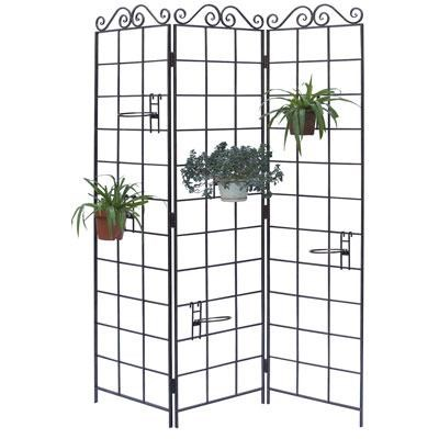 75`x54.5` Garden Screen Bronze