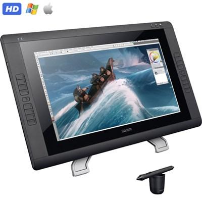 Cintiq 22HD 22` HD, Interactive Graphics Pen Display Certified Refurbished