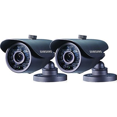 SDS-5440BCD High Resolution Weatherproof IR Camera Double Pk