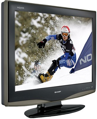 LC-32D42U - AQUOS 32` High-definition LCD TV