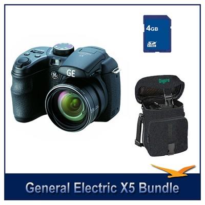 buydig.com general electric x5 pro series 14mp digital