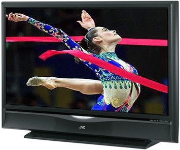 HD-52G787 HD-ILA 52` High-definition LCoS Rear Projection TV (Black)