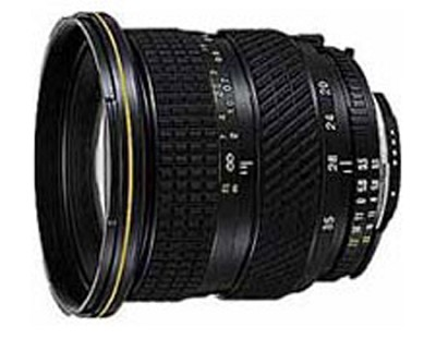 AF235 II 20-35mm f/3.5-4.5 Lens