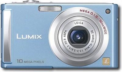 DMC-FS5A (Blue) 10 Megapixel Digital Camera w/ 2.5-inch LCD & 4x Optical Zoom