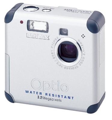 Optio 33wr Digital Camera
