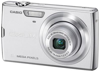 Exilim Z250 9.1 Megapixel Camera (Silver) - Open Box