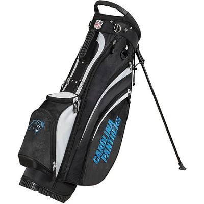 NFL Carolina Panthers Golf Carry Bag