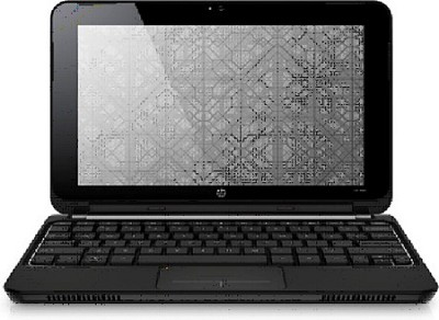 Mini 210-1010NR 10.1 inch Notebook PC (Black)