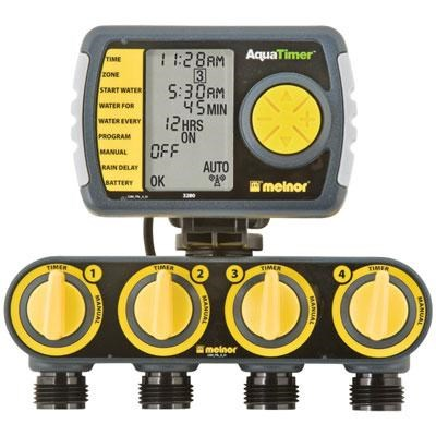 4-Zone Digital Water Timer - 3280-4