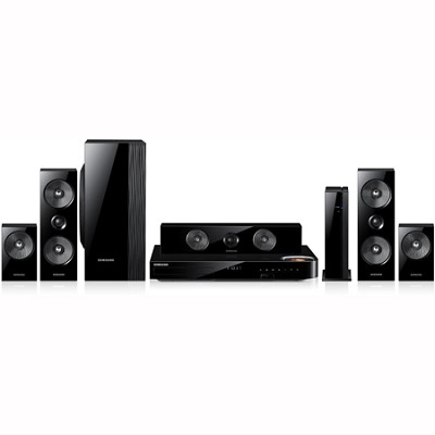 HT-F6500W - 3D Blu-ray 5.1 Wifi Home Theater System & Wireless Rear Speakers