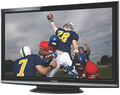 TC-P54G10 54` VIERA High-definition 1080p Plasma TV