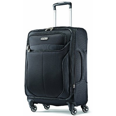 LIFTwo 21` Spinner Luggage (Black)