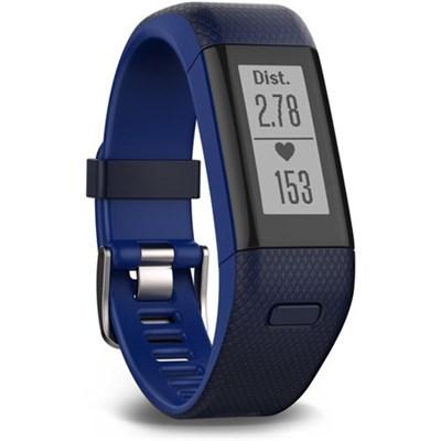Vivosmart HR+ Activity Tracker Regular Fit, Midnight Blue (010-01955-38)