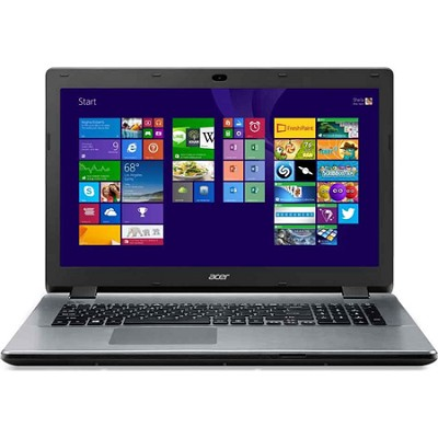 Aspire E5-771-74E7 Notebook 17.3` Full HD Intel Core i7-5500U Processor 2.4GHz