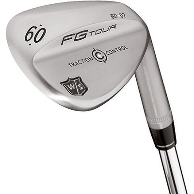 Staff FG Tour Traction Control Wedge (Right Hand, Steel, 60 Loft, Tradtional)