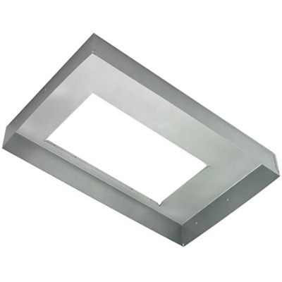 Optional 30` Box Liner in Silver Paint Finish - LB30